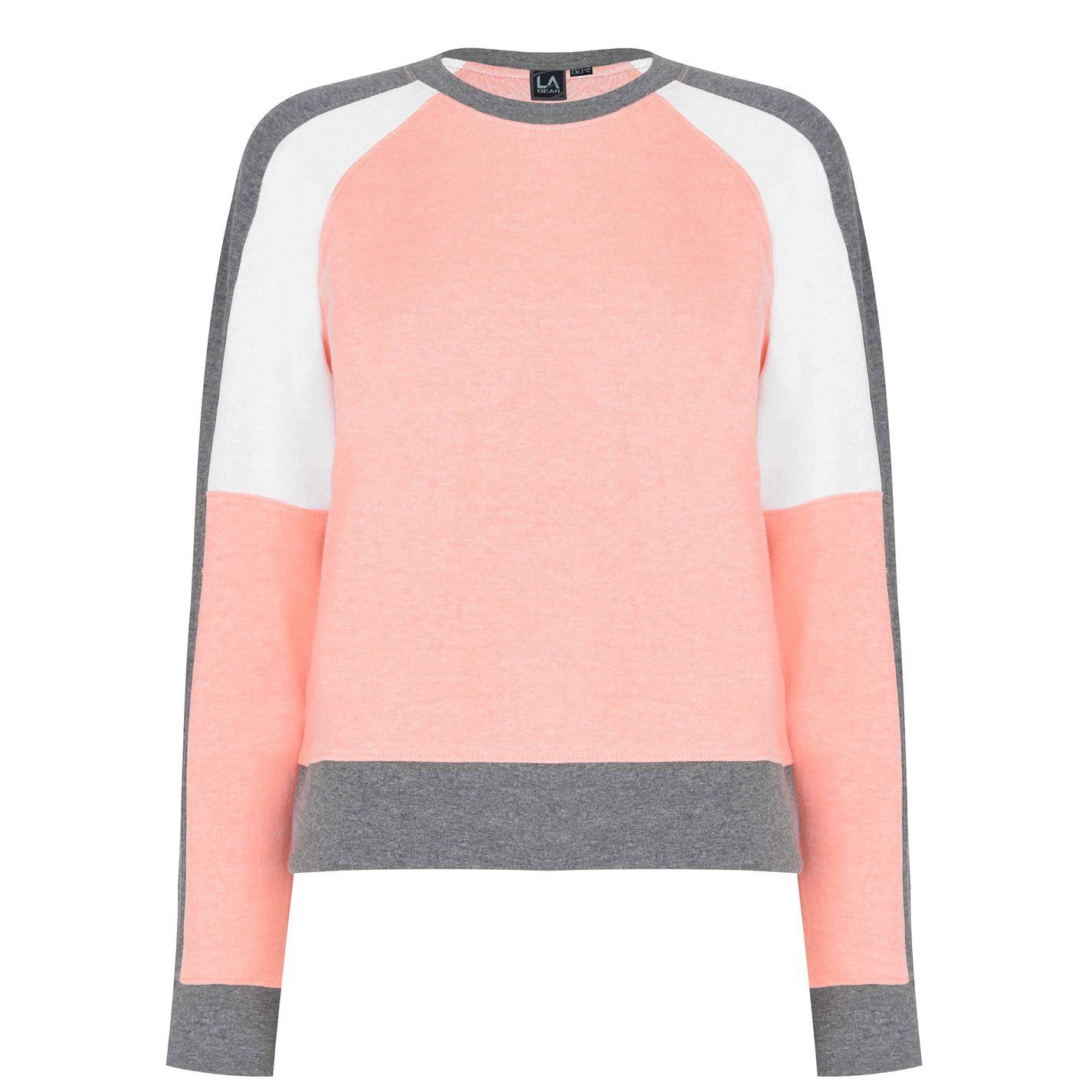 Mergi la Bluze cu guler rotund LA Gear Crop pentru Femei