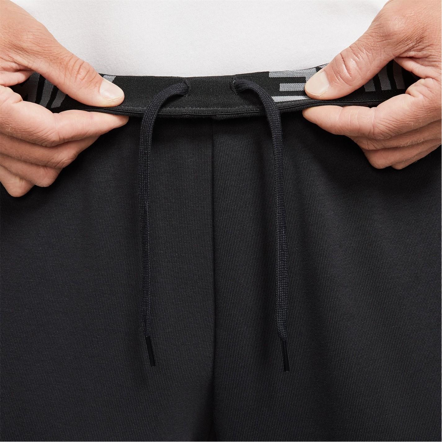 Bluze Pantaloni antrenament sport Nike Dri-FIT pentru Barbati negru
