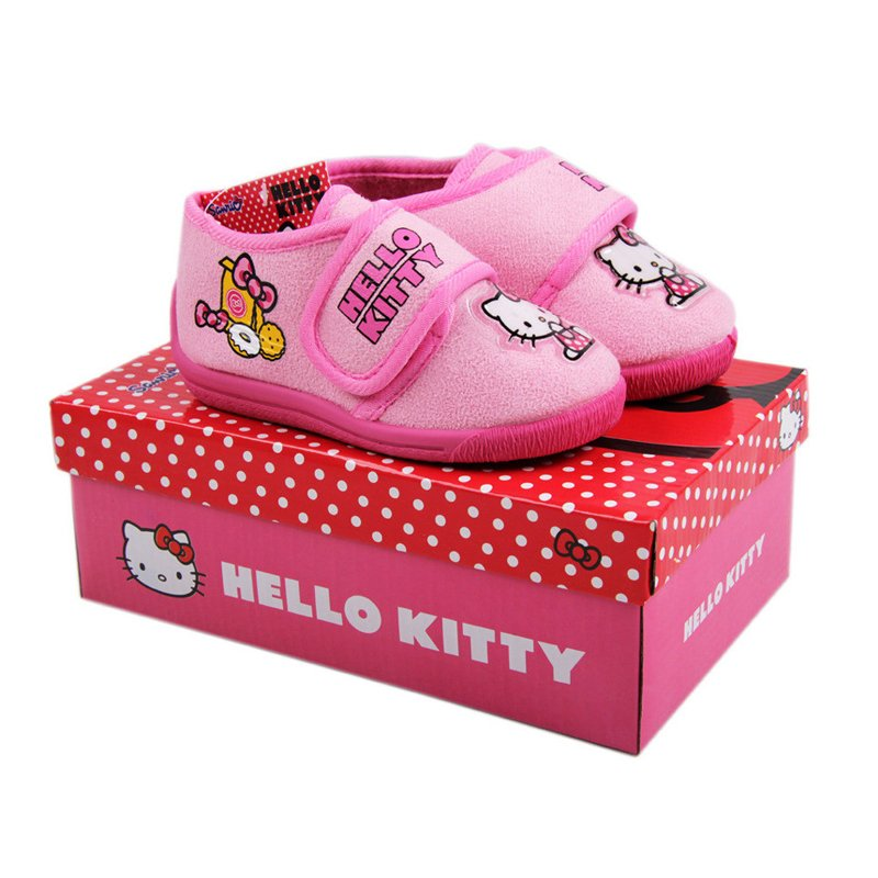 Botosei De Casa roz Hello Kitty