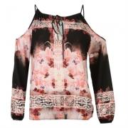 Lipsy Floral Print Shirt