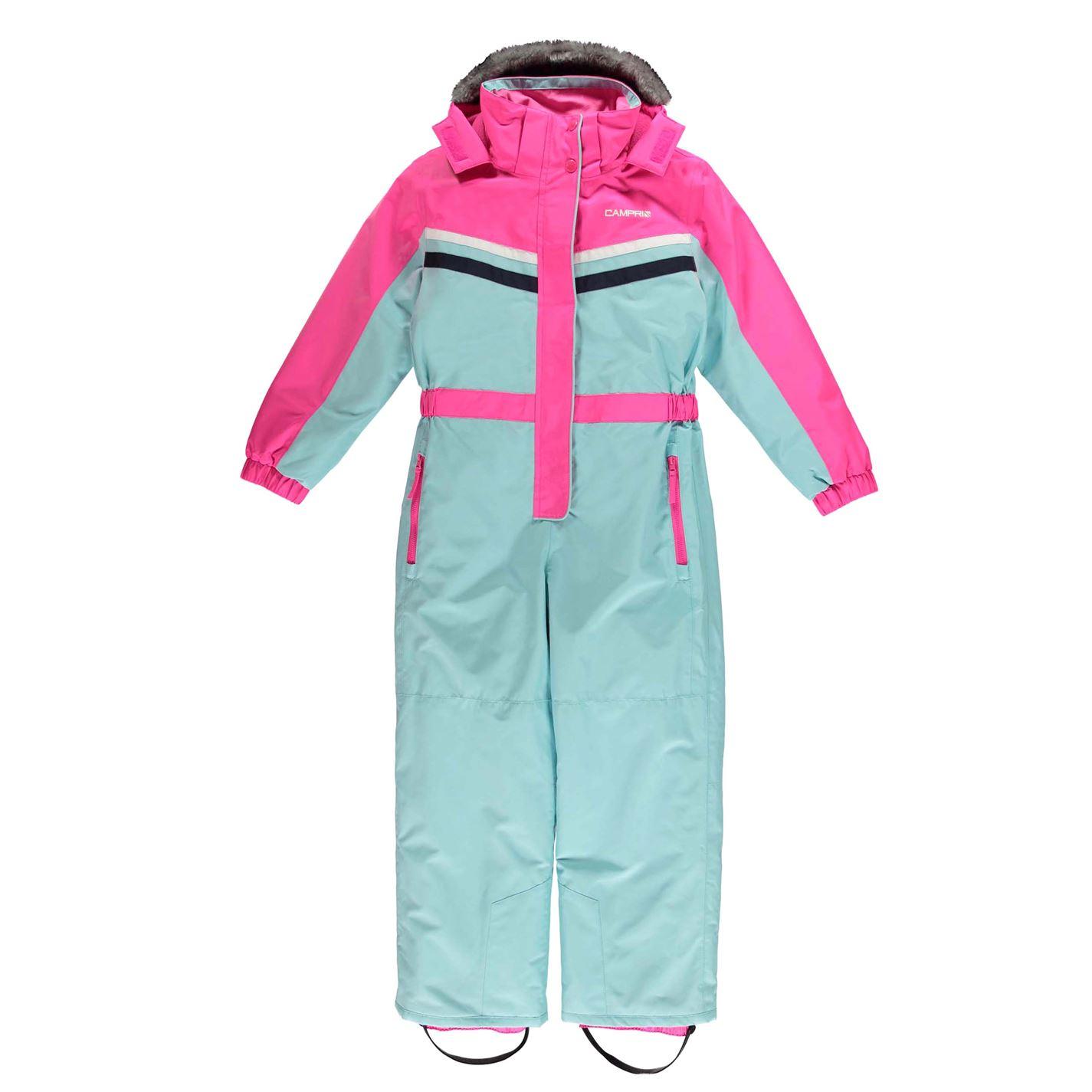 Mergi la Campri Suit pentru copii roz albastru