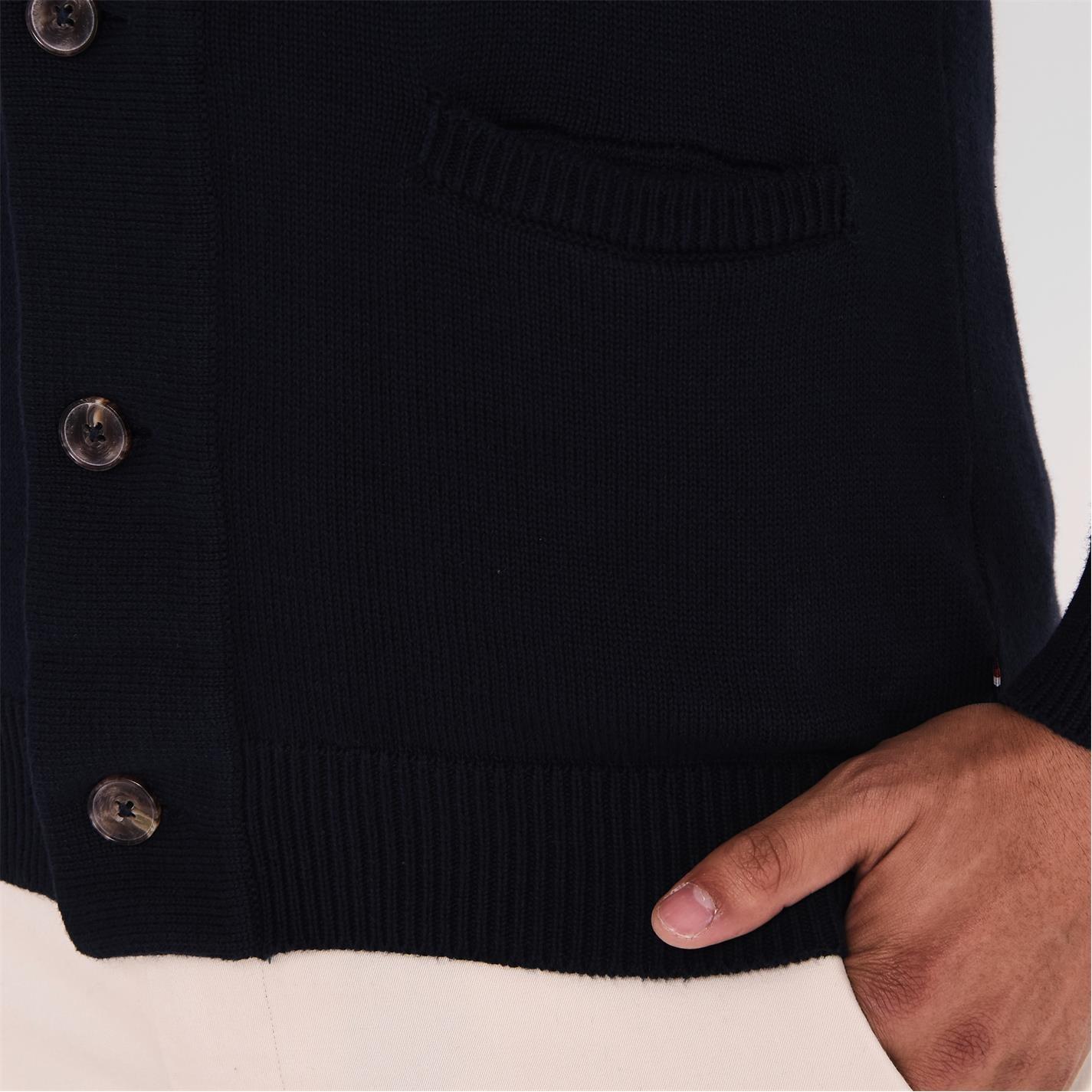 Cardigan US Polo Assn bleumarin