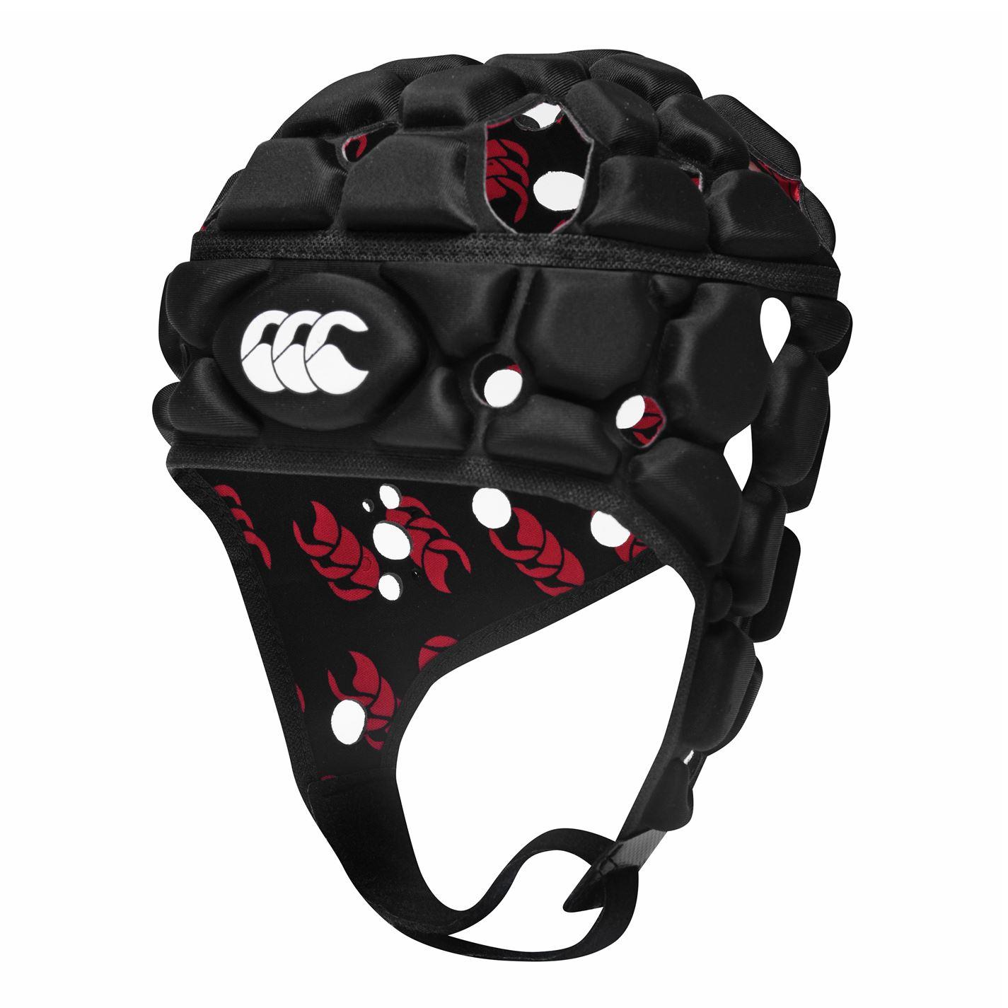 Mergi la Casca protectie Canterbury Ventilator Rugby Juniors negru