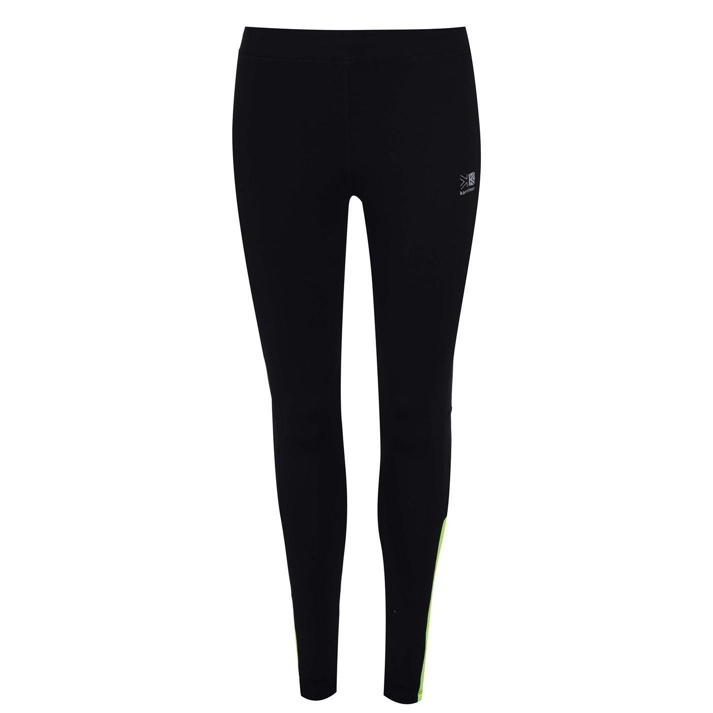 Mergi la Colanti Karrimor alergare negru fosforescent galben