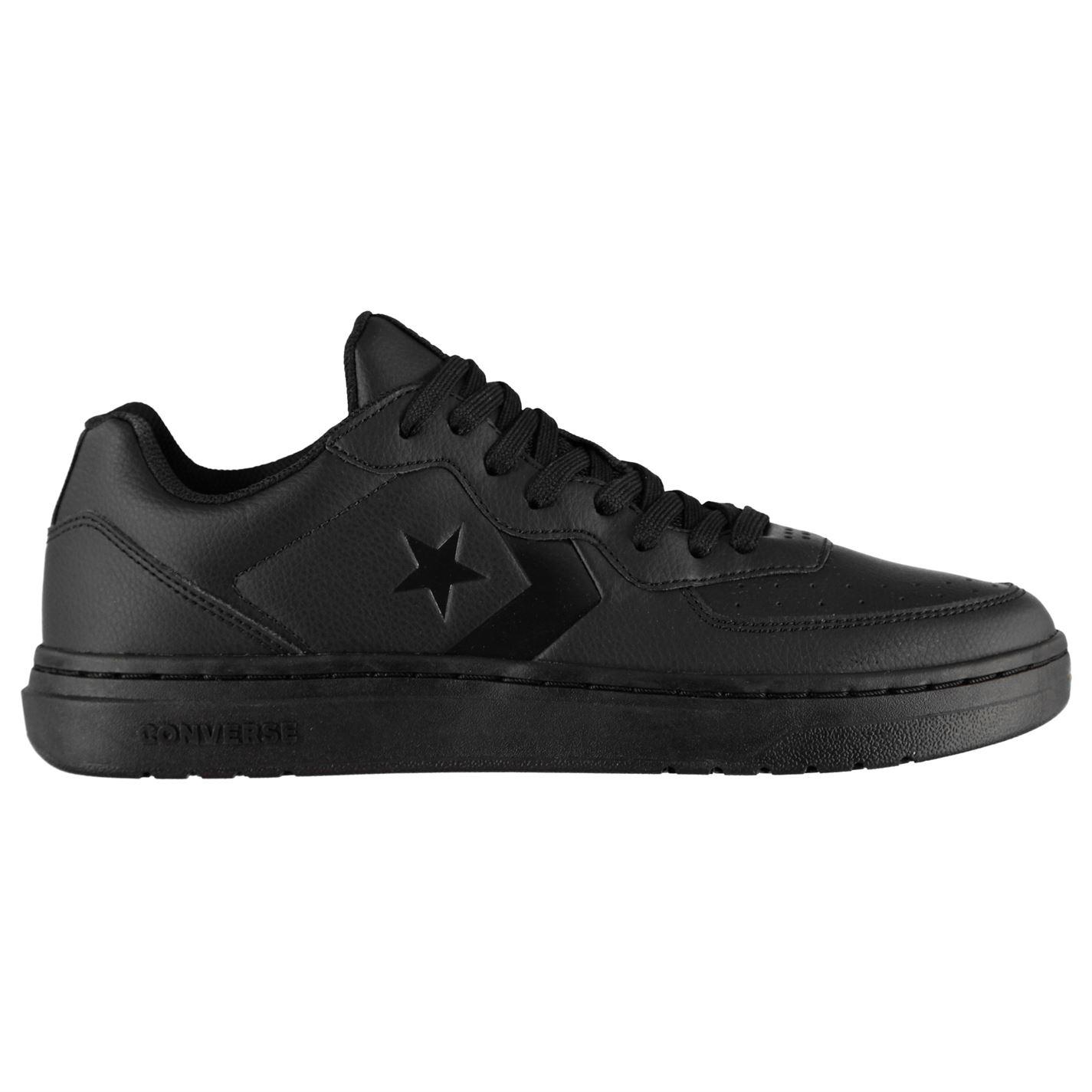 Adidasi sport Converse Ox Rival negru mono