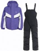 Costum Ski Chamonix Viola Trespass