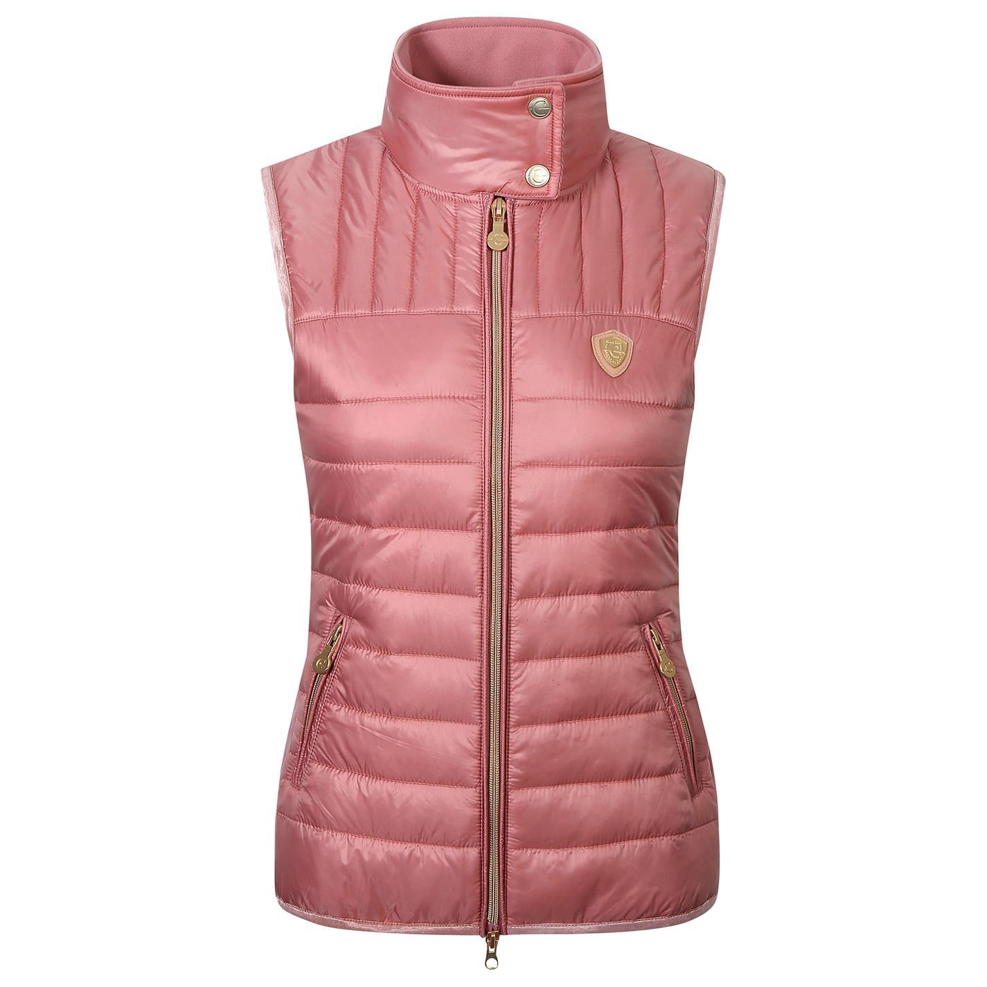 Mergi la Covalliero Waistcoat roz
