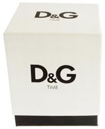 D&gbox - Scatola Originale Original Box D&g Time