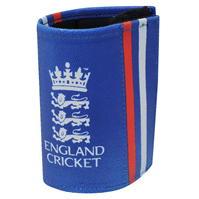 England Cricket Cricket Bottle Can Cooler