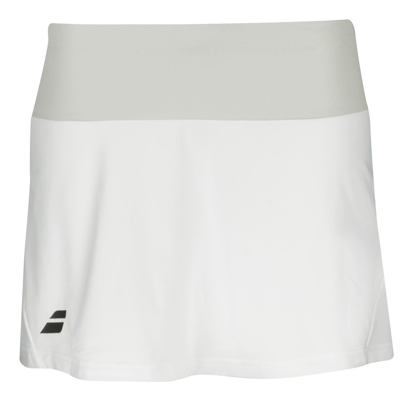 Mergi la Fusta pantaloni Babolat Core pentru copii alb