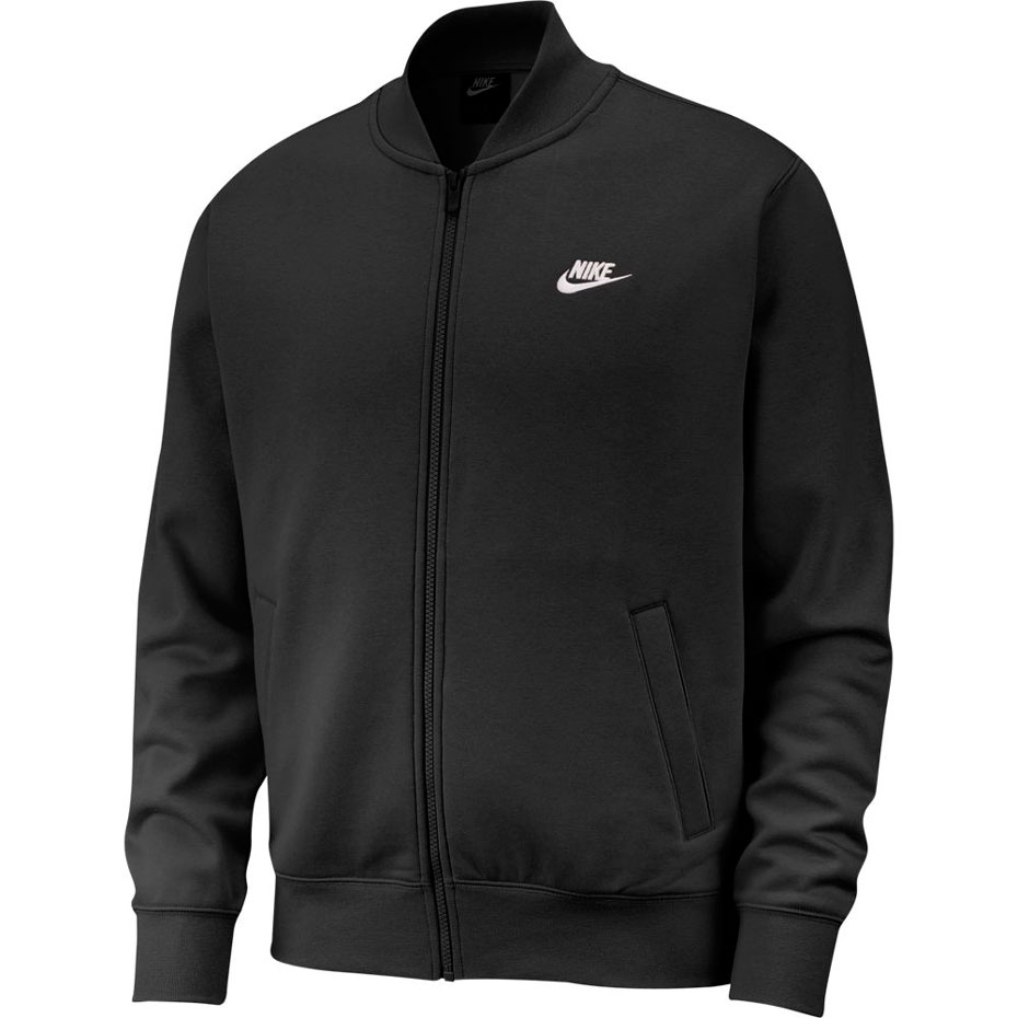 Mergi la Geaca Jacheta Nike NSW Club Bombr Bb negru BV2686 010 pentru Barbati