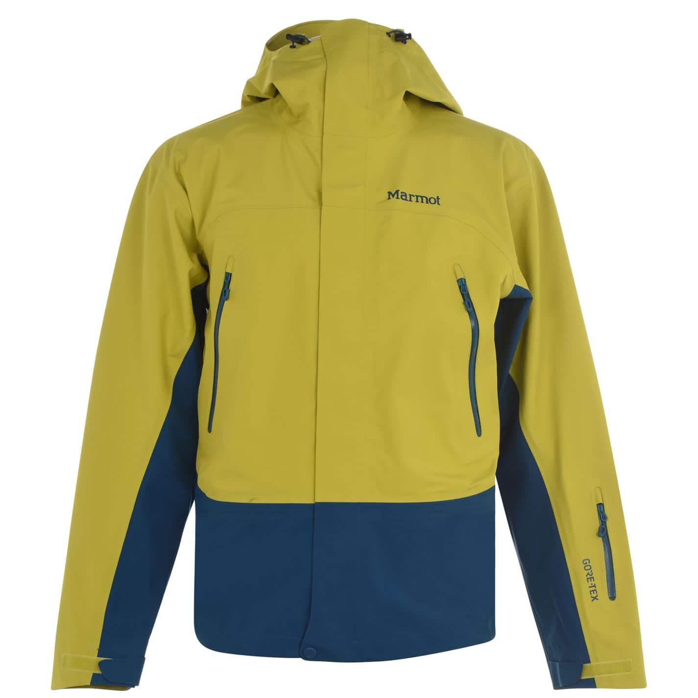Jacheta Marmot Spire pentru Barbati galben