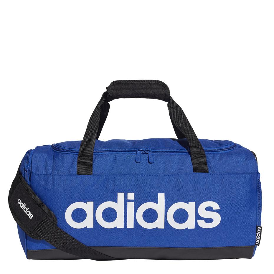 Mergi la Geanta Adidas Linear Duffel S albastru GE1149