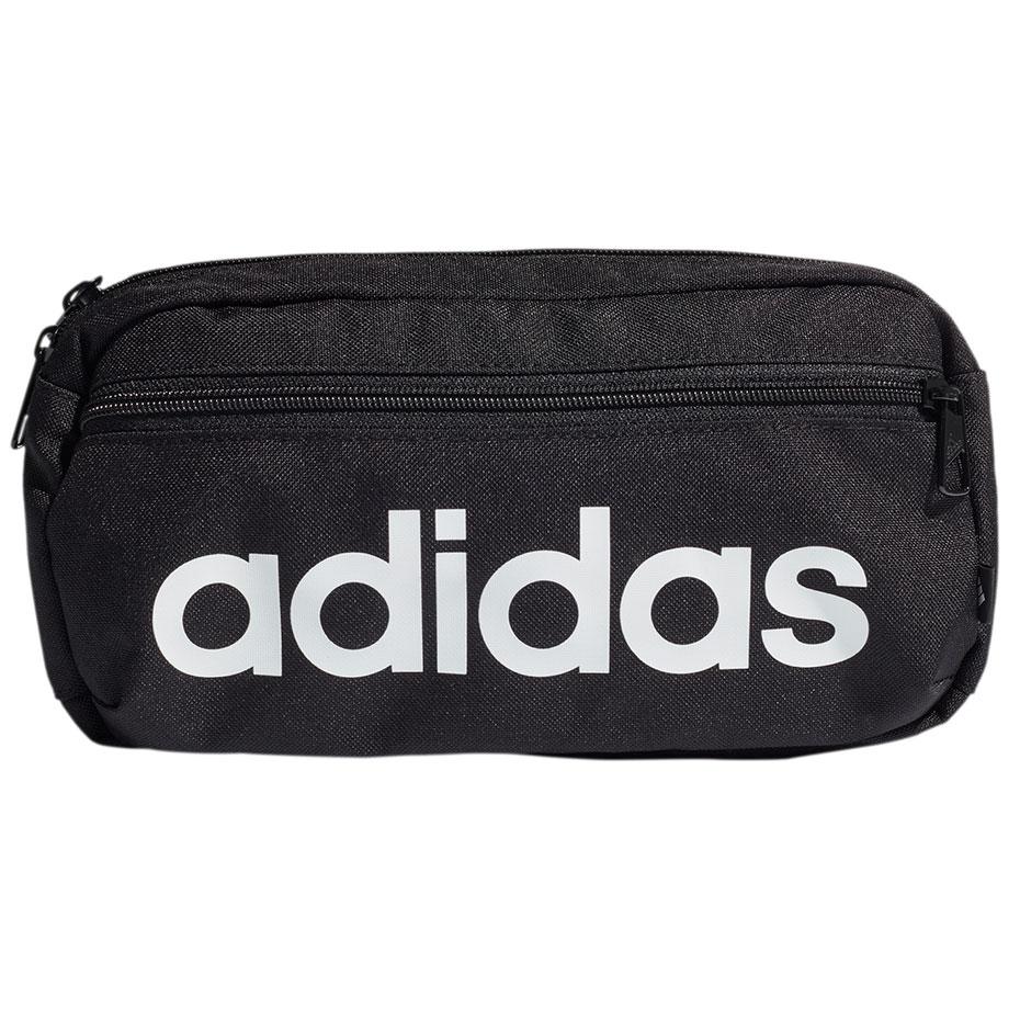 Mergi la Geanta Adidas Unisex Linear Logo Bum negru GN1937