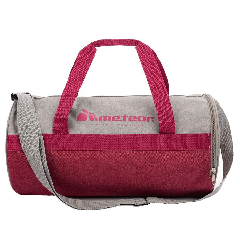 Mergi la Geanta Fitness Meteor Siggy 25L roz-gri 74561