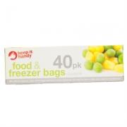 Geanta Mega Value Resealable Food and Freezer