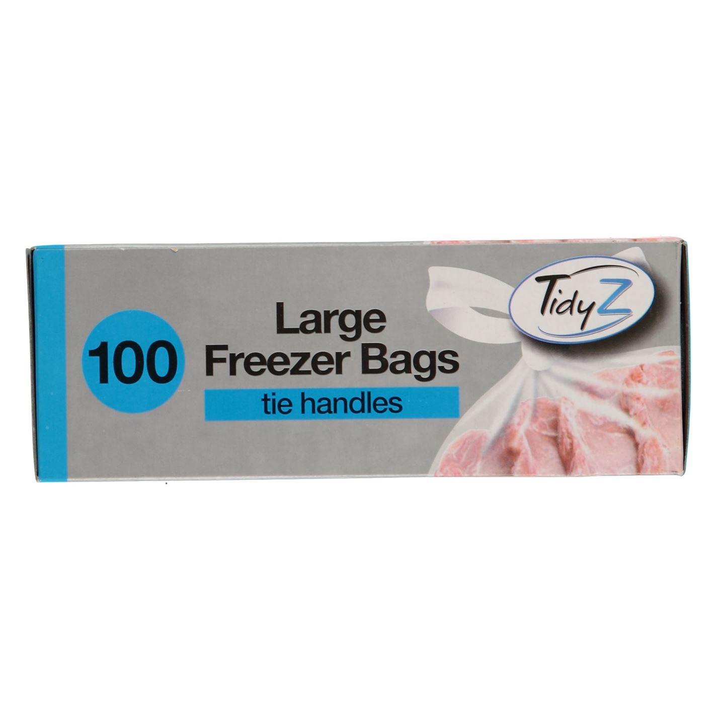 Geanta Mega Value Tie Handle Freezer