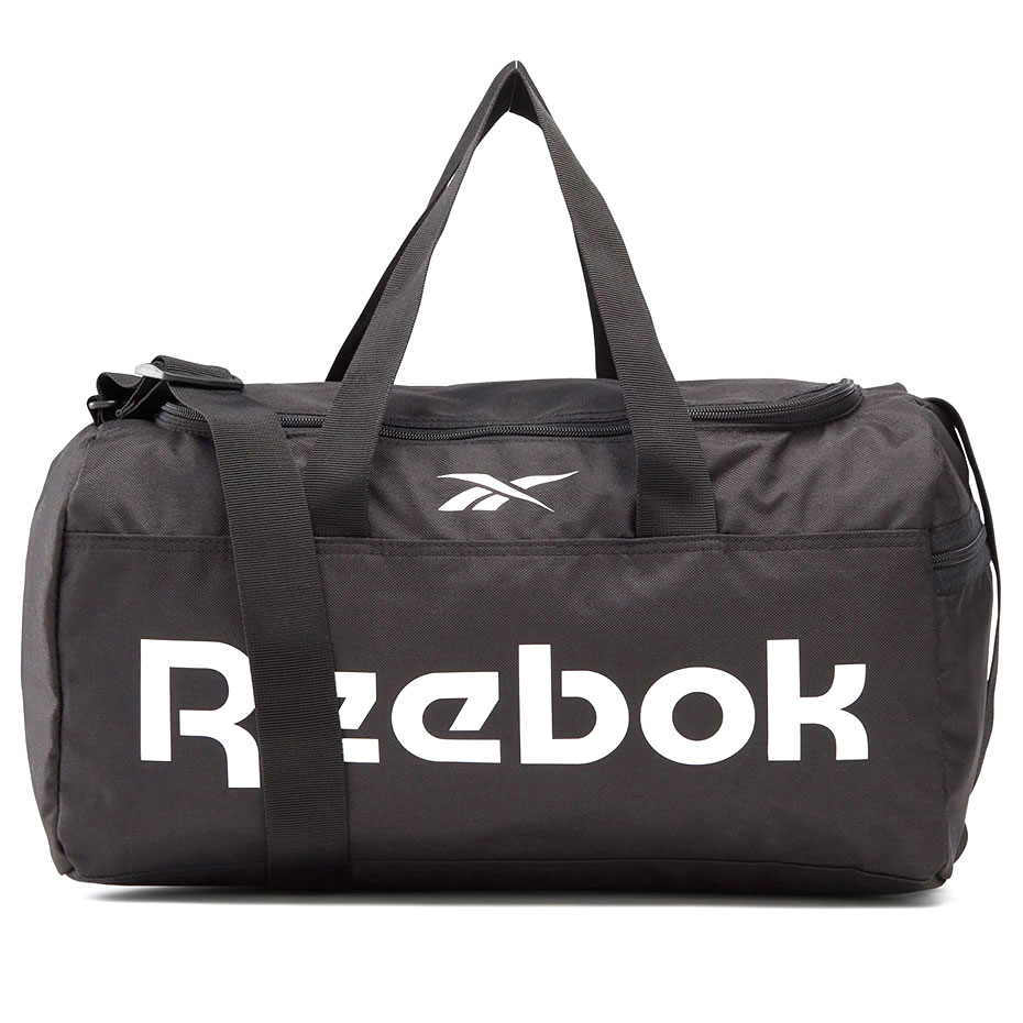 Mergi la Geanta sport Reebok Active Core negru And alb GP0172