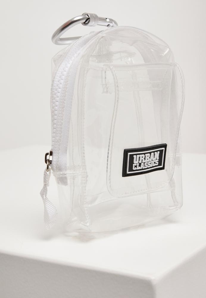 Mergi la Geanta Transparent Mini cu Hook transparent Urban Classics