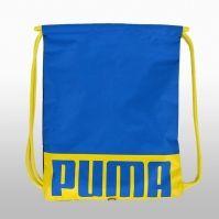 Geanta albastra ghete de fotbal Puma Deck Gym Sack Unisex