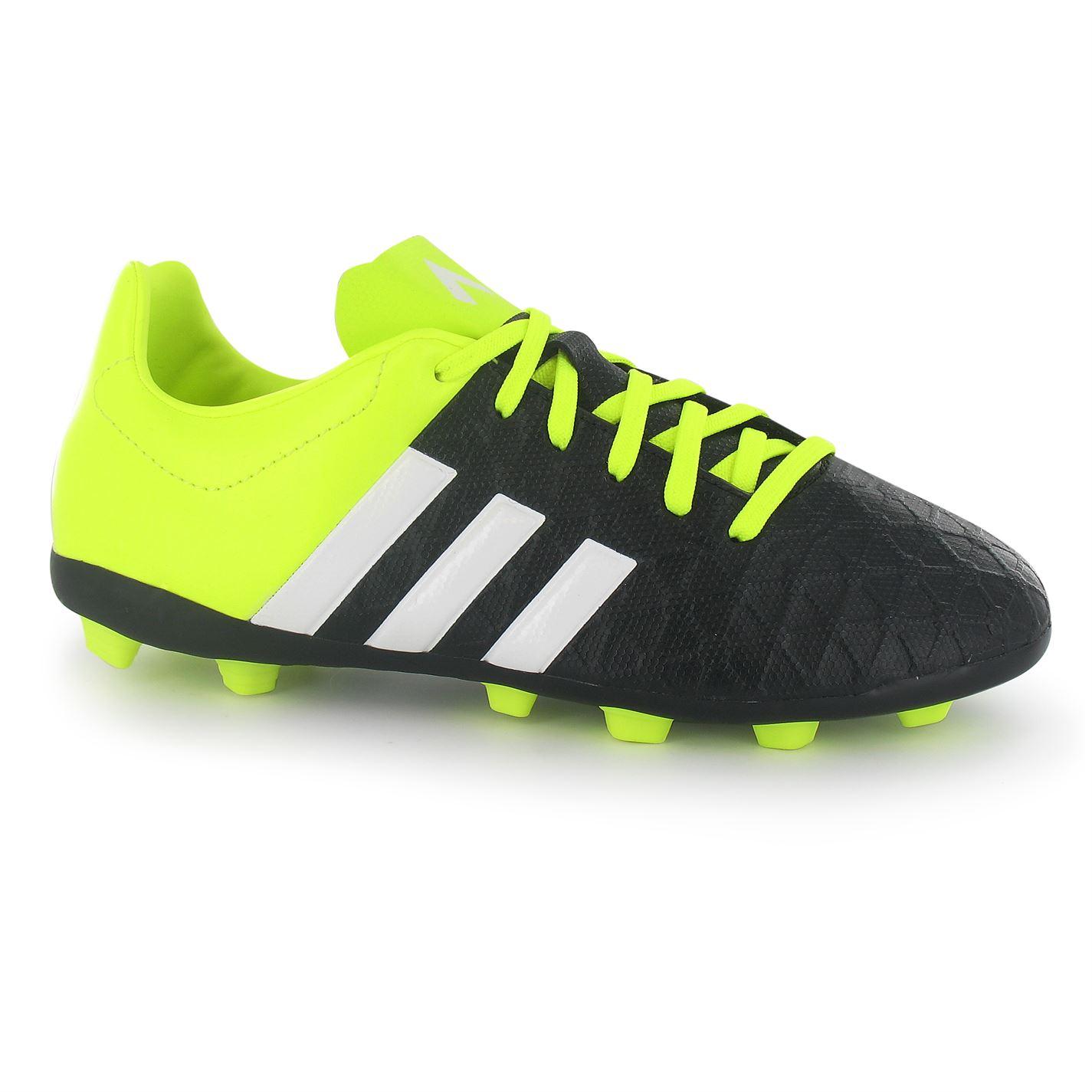 Ghete de fotbal adidas Ace 15.4 FG pentru Juniori