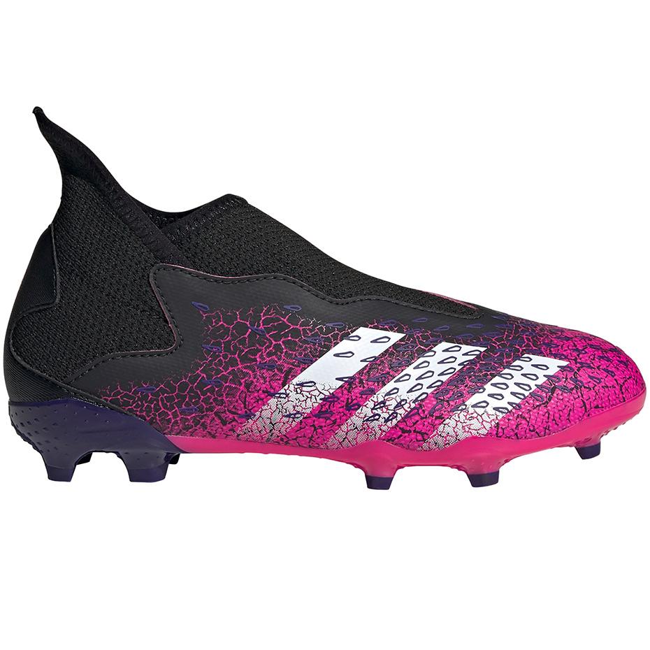 Ghete fotbal fotbal  Adidas Predator Freak.3 LL FG FW7529 copii