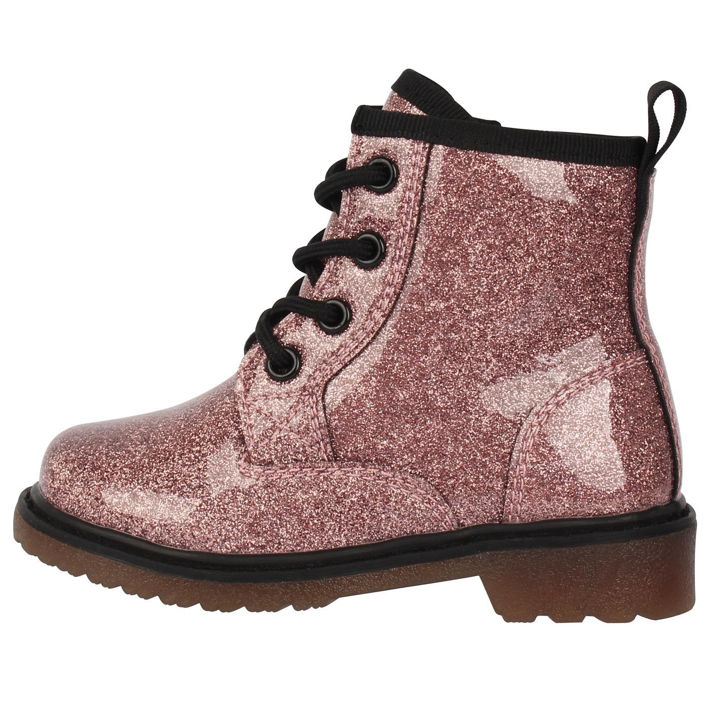 Ghete Miso Brandi pentru fete pentru Bebelusi roz glitter