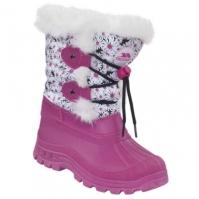 Ghete zapada fete Snowdream Pink Trespass