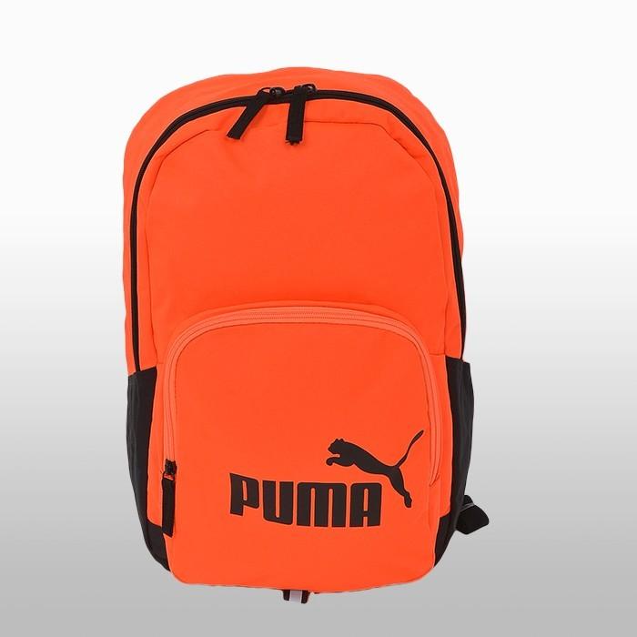Rucsac portocaliu Puma Phase Backpack 073589-23 Unisex