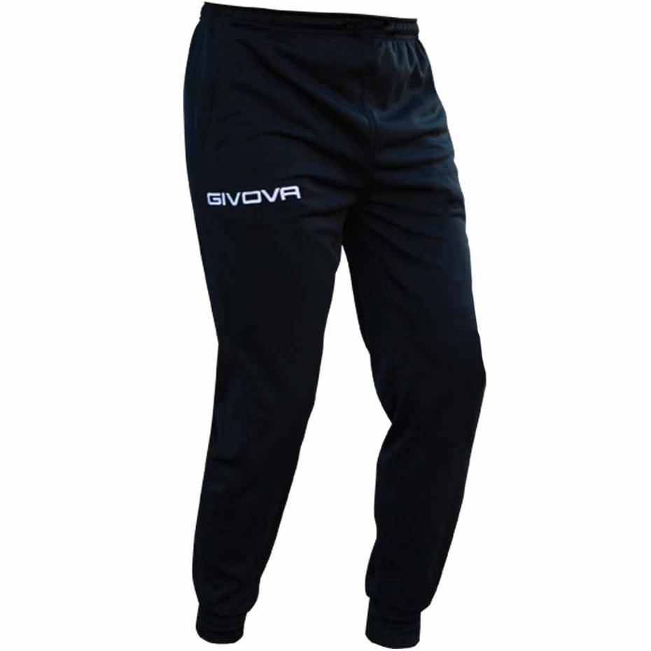 Givova Un pantaloni negri P019-0010