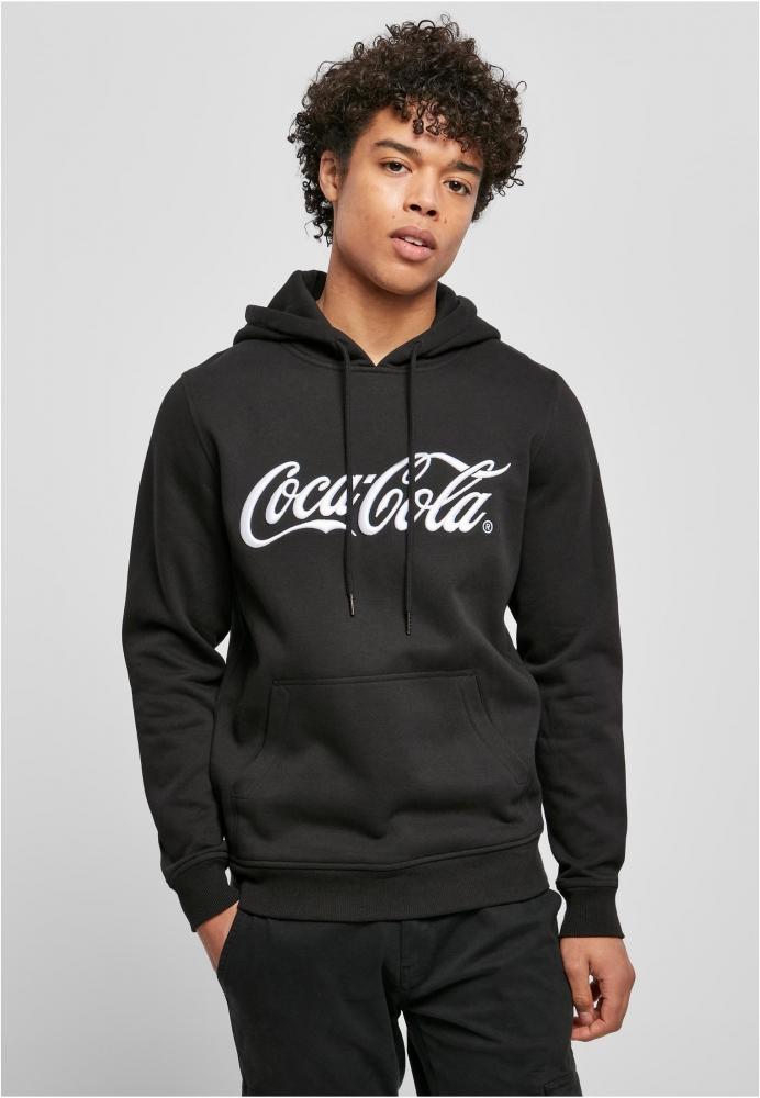 Mergi la Hanorac Coca Cola clasic negru Merchcode