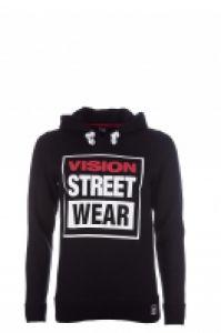 Hanorac femei Oth Logo Hoody Black Vision Street Wear