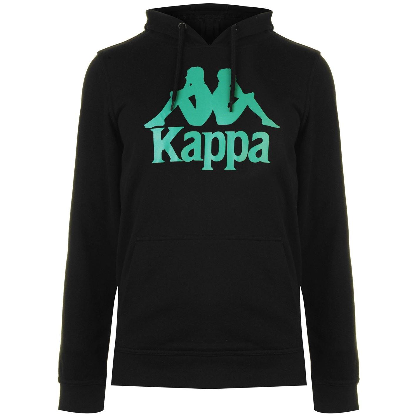 vânzător en-gros verifică Cele mai ieftine Hanorac Kappa Zimim negru verde - BravoSport.ro