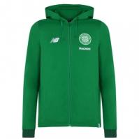 Mergi la Hanorac New Balance Celtic pentru Barbati verde