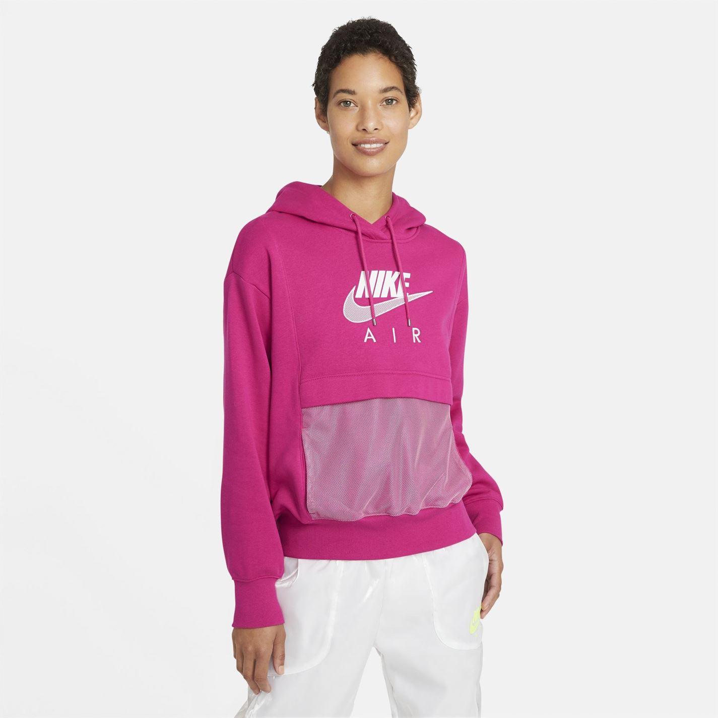 Mergi la Hanorac Nike Air OTH pentru femei roz