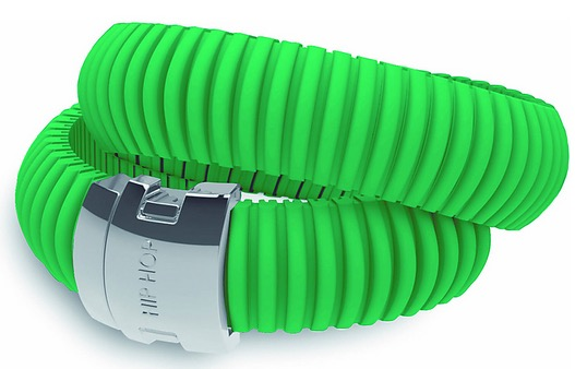 Hip Hop Bijoux Mod Emerald verde Braccialebracelet
