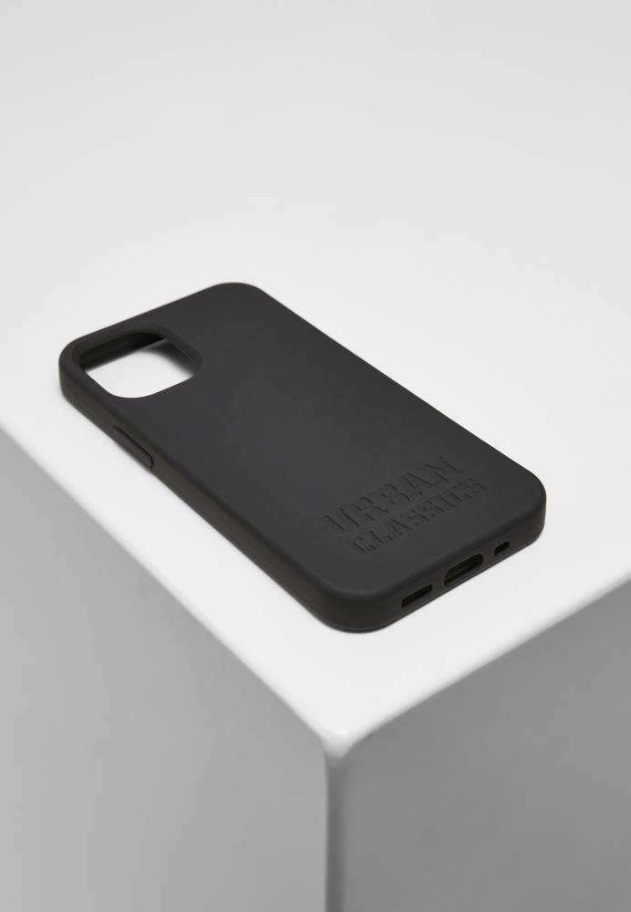 Mergi la Husa telefon Logo I Phone 12 Mini negru Urban Classics