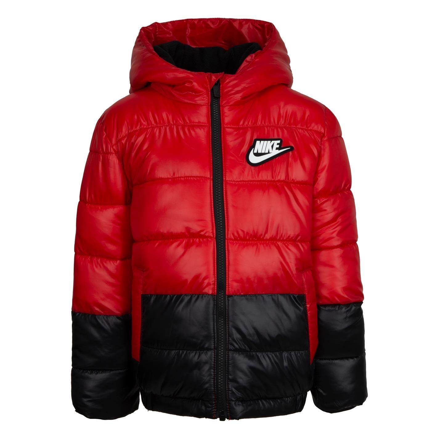 Jacheta captuseala pene gasca Nike In21 uni rosu