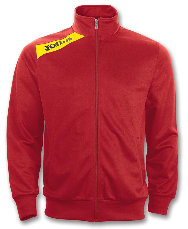 Jacheta Joma Poly-tricot Victory rosu-galben