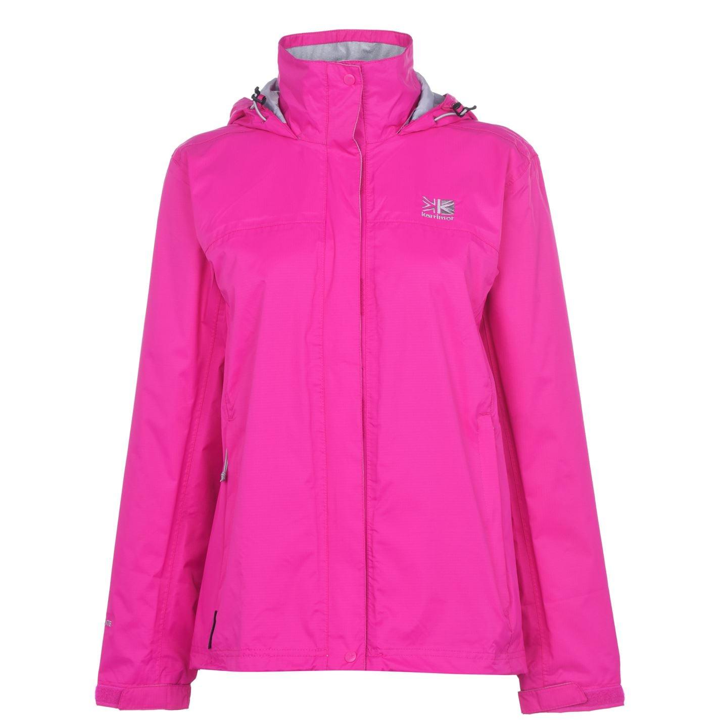 Jacheta Karrimor Sierra Weathertite pentru Femei roz