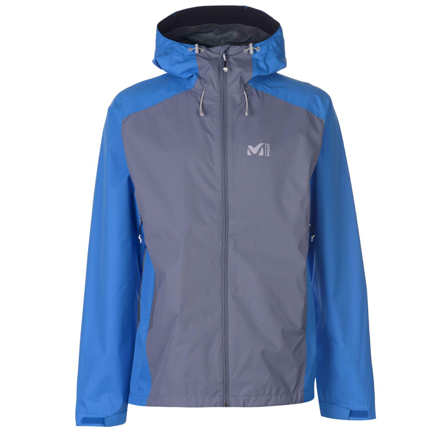 Jacheta Millet Huron 2.5L pentru Barbati gri albastru