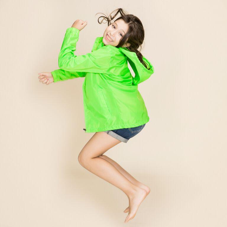 Jacheta ploaie Joma Alaska II verde pentru Femei