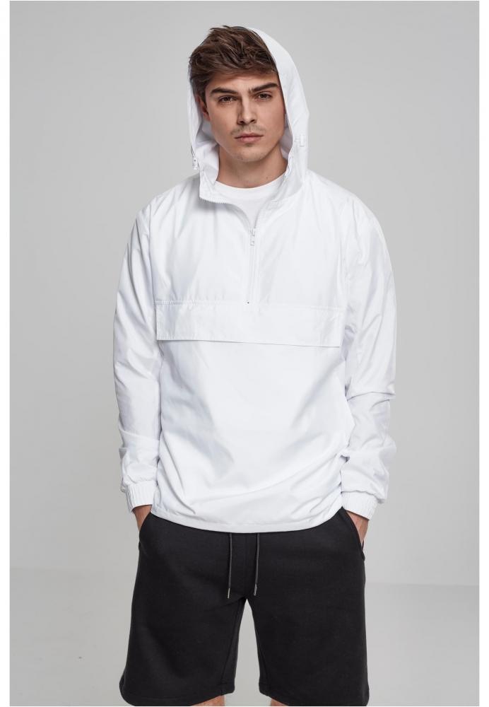 Mergi la Jacheta Pulover Basic alb Urban Classics