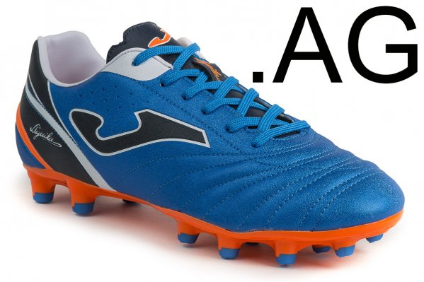 Ghete de fotbal Joma Aguila 604 Royal gazon sintetic