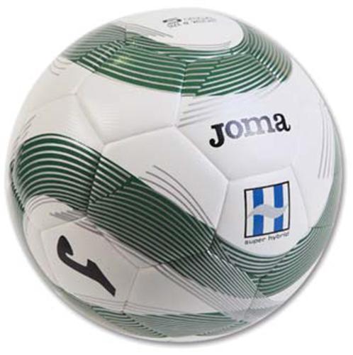 Minge fottbal Joma Super Hybrid verde T5