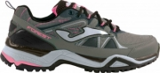 Adidasi trekking Joma Tkforest 612 gri-roz pentru Femei