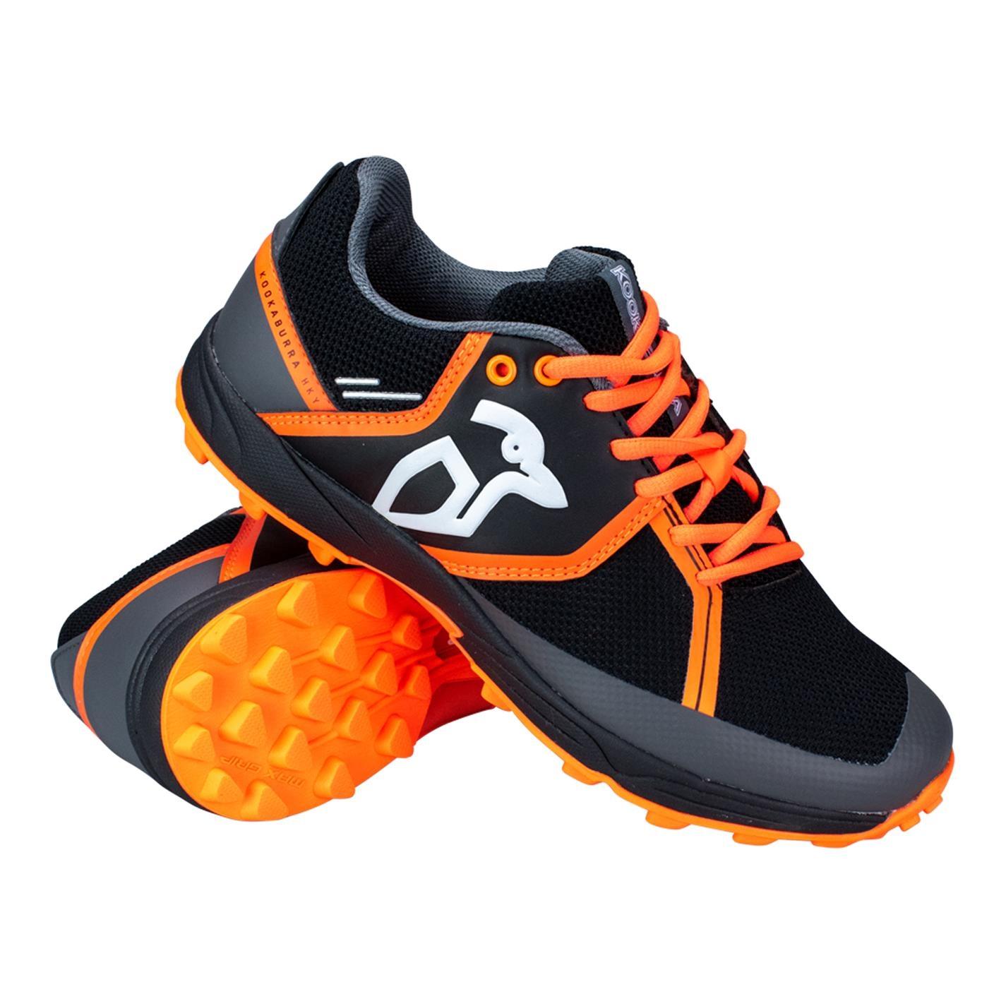 Kookaburra Convert H/Shoe Jn21 negru portocaliu