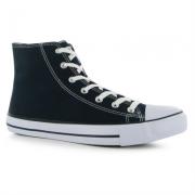 Adidasi inalti Lee Cooper Hans Canvas Shoes pentru Barbati