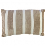 Linens And Lace Velvet Cu Dungi Cushion