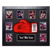 Manusi Tyson signed boxing